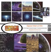Space Wars 2 Collection Kit - Reminisce - PRE ORDER