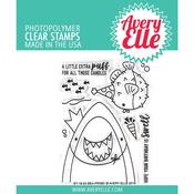 Sea-Prise! Avery Elle Clear Stamp Set