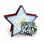 Star Fold-Its Sizzix Framelits Dies - PRE ORDER
