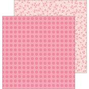 Daisy Quilt Paper - My Bright Life - Pebbles