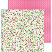 Flower Pop Paper - My Bright Life - Pebbles