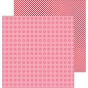 Strawberry Picnic Paper - My Bright Life - Pebbles