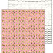 Sunflower Paper - My Bright Life - Pebbles