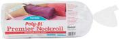 """5""""X14"""" FOB: MI - Fairfield Poly-Fil Premier Neckroll Pillow Insert"""