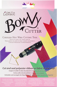 Hot Wire Cutting Tool - Little Pink Ladybug Bowvy Cutter