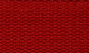 """Red - Products From Abroad 100% Cotton Webbing 1""""X22yd"""