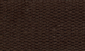 """Brown - Products From Abroad 100% Cotton Webbing 1""""X22yd"""
