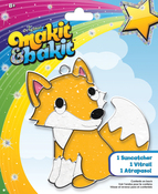 Fox - Makit & Bakit Suncatcher Kit