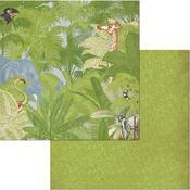 Jungle Life Paper - Jungle Life - Bo Bunny