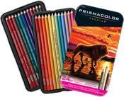 Prismacolor Highlighting & Shading Colored Pencil Set 24/Pkg