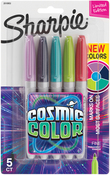Sharpie Cosmic Color Fine Point Markers 5/Pkg