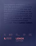"White 90lb - Lenox Paper Pad 11""X14"" 15 Sheets/Pkg"