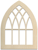 "16""X21.125"" - Baltic Birch Arch"