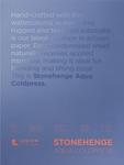 "White 140lb - Stonehenge Aqua Block Cold Press Pad 18""X24"" 15 Sheets/Pkg"