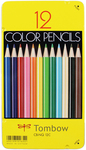 Tombow 1500 Colored Pencils 12/Pkg