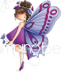 Brianna The Butterfly - Stamping Bella Cling Stamps