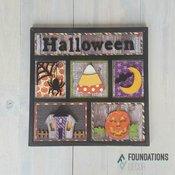 Halloween - Foundations Decor Shadow Box Insert Kit