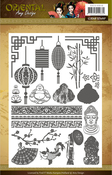 Oriental - Find It Trading Amy Design Clear Stamps