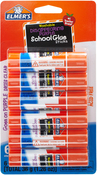 Elmer's Washable School Glue Sticks - Purple 6/Pkg