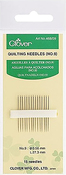 No. 9 - Clover Quilting Needles 15/Pkg