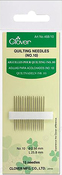 No. 10 - Clover Quilting Needles 15/Pkg