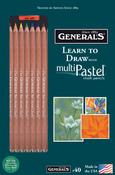 How To Draw With MultiPastel Pencils