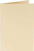 Cream - Papicolor A6 Folded Cards 6/Pkg