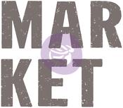 """Market 27.5""""X24"""" - Prima Re-Design Decor Colored Transfer"""