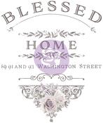 """Blessed Home 24.6""""X30"""" - Prima Re-Design Decor Colored Transfer"""
