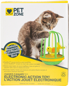 Caged Canary - Pet Zone Electronic Action Toy