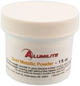 Gold - Alumilite Metallic Powder 1oz