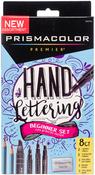 Prismacolor Beginner Hand Lettering Set 8/Pkg