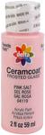 Pink Salt - Ceramcoat Frost Paint 2oz