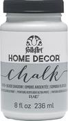 Silver Shadow - FolkArt Home Decor Chalk Paint 8oz