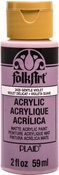 Gentle Violet - FolkArt Acrylic Paint 2oz