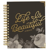 2018-2019 Beautiful 17 Month Weekly Spiral Planner - Simple Stories - PRE ORDER
