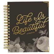 2018-2019 Beautiful 17 Month Weekly Spiral Planner - Simple Stories - PRE ORDER