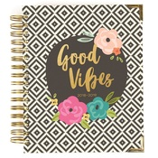 2018-2019 Good Vibes 17 Month Weekly Spiral Planner - Simple Stories - PRE ORDER