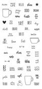 Mug Life Stamps - Simple Stories