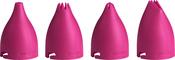 Fuchsia Starter - Plastic Decorating Tips 4-Piece Set