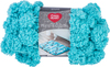 Aqua - Red Heart Pomp-a-Doodle Yarn Great for Beginners! This yarn can be used for crafts as well as simple knit and crochet projects. Perfect for making rugs, wall hangings, scarves and more! Weight category: 7. Content: 100% polyester. Putup: 3.5oz/100g, 14yd/13m. Gauge: 3sx3r = 4in/10cm on size US11/8mm knitting needles. Suggested crochet hook size: M13. Dyelotted: we try but are not always able to match dyelots. Care: Machine wash and dry, do not bleach, do not iron, do not dry clean. Comes in a variety of colors. Each sold separately. Imported.