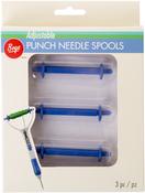 Boye Punch Needle Spools 3/Pkg