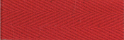"""Red - Products From Abroad 100% Cotton Twill Tape 1.125""""X55yd"""