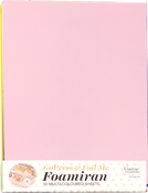 Multi Colored - Couture Creations Foamiran Flower Making Sheets 10/Pkg