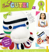 Octopus - Sew Cute! Sock Buddy Kit