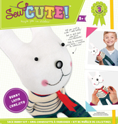 Bunny - Sew Cute! Sock Buddy Kit