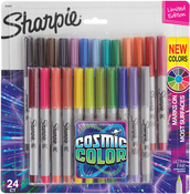 Sharpie Cosmic Color Ultra Fine Point Markers 24/Pkg
