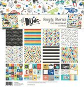 Lil Dude Collection Kit - Simple Stories - PRE ORDER