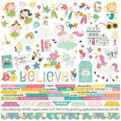 Combo Stickers - Dream Big - Simple Stoires