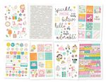 Dream Big Sticker Sheets - Dream Big - Simple Stories